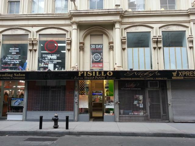 I panini di Pisillo, il locale