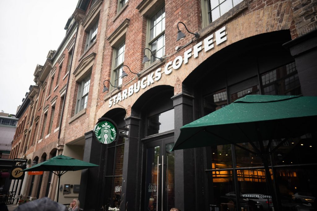 Caffé - Starbucks