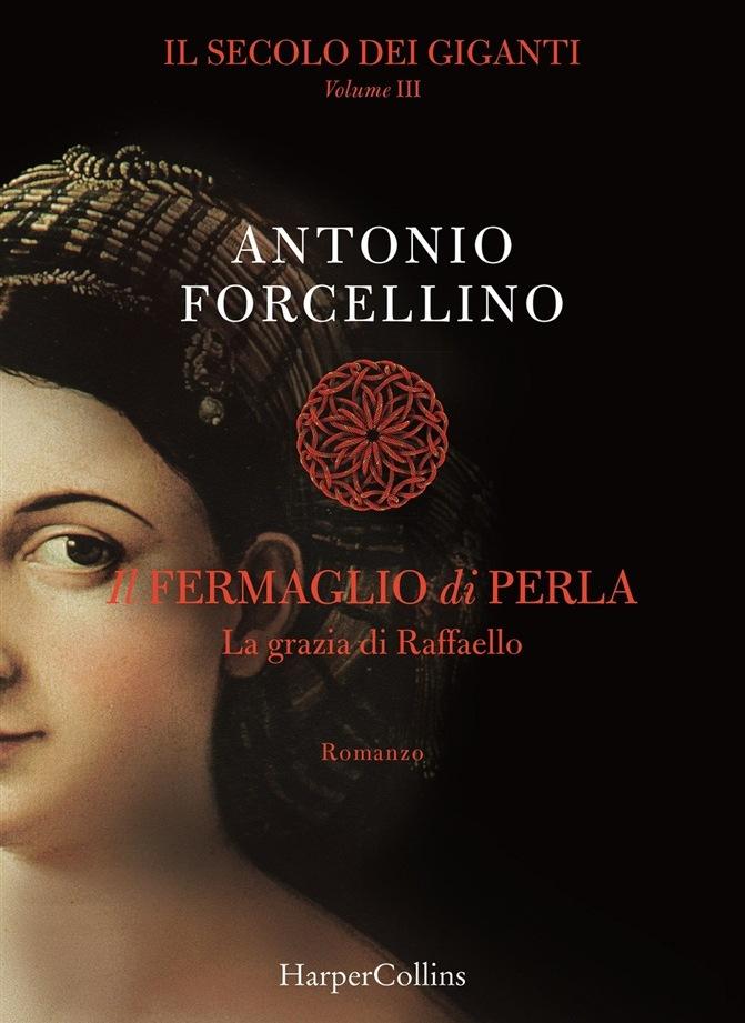 Antonio Forcellino, copertina del libro Il fermaglio di perla