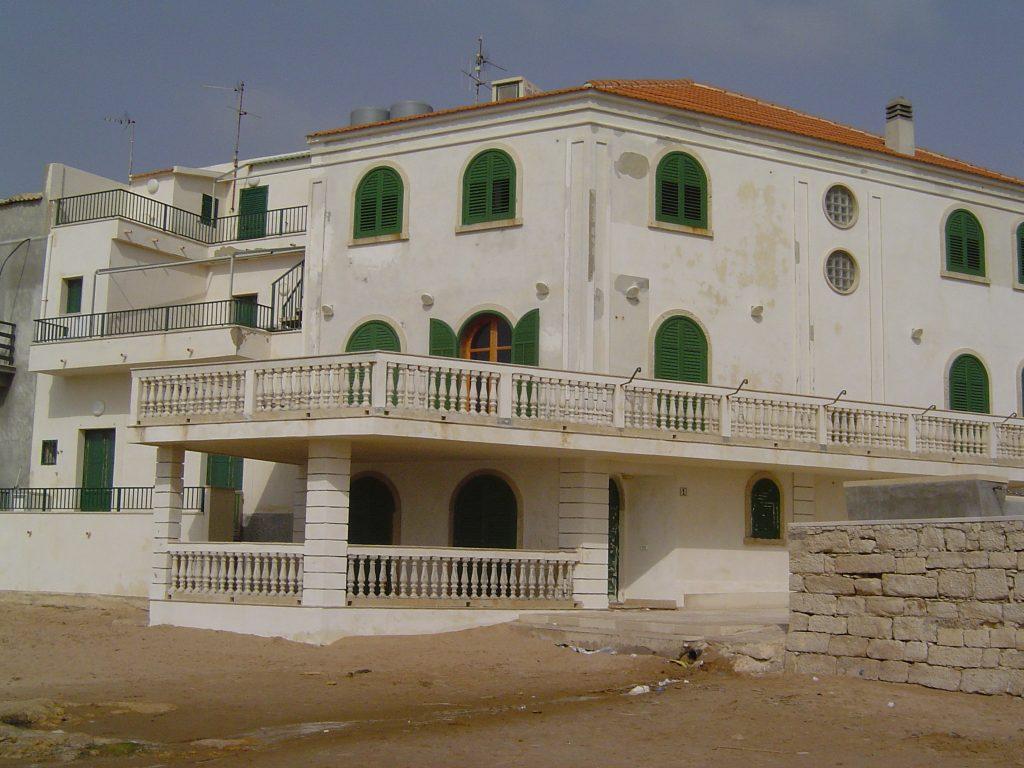Camilleri - casa del Commissario Montalbano