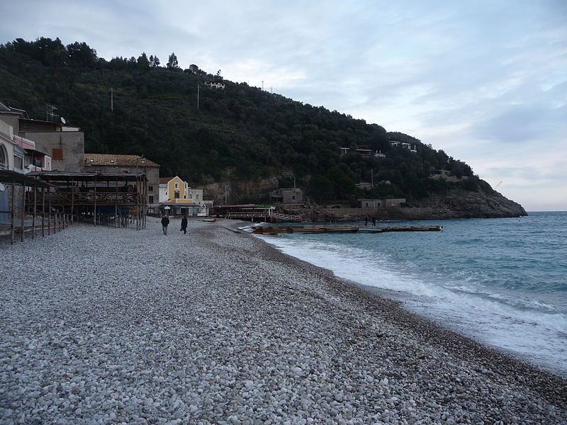 Nerano is one of the places on the Sorrento coast