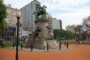 Il legame speciale tra i due paesi anche nei monumenti