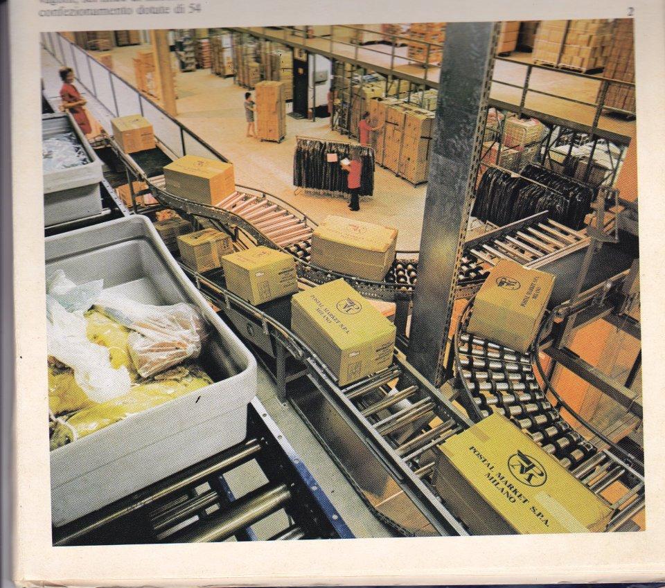 La spedizioni di Postalmarket