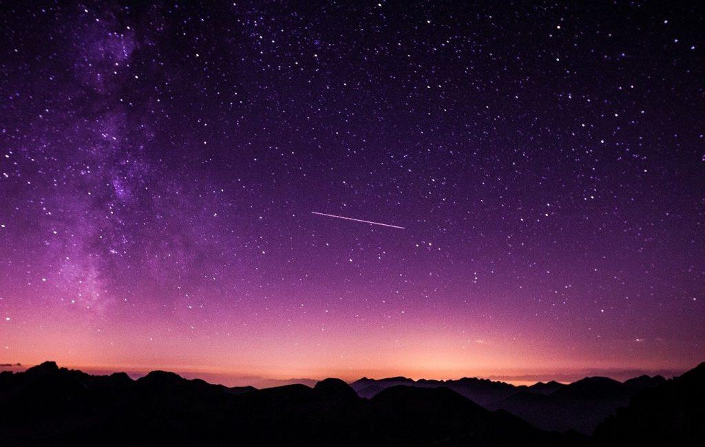 San Lorenzo - cielo stellato / starring sky