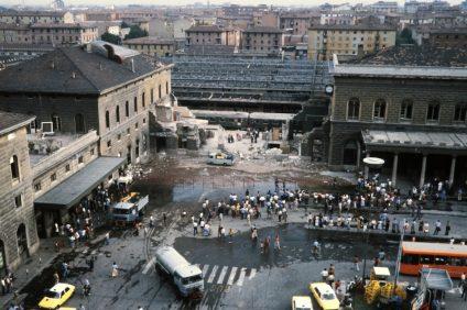 strage di bologna - la stazione