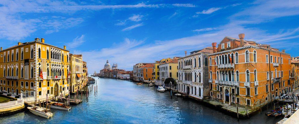 Viaggiare, Venezia