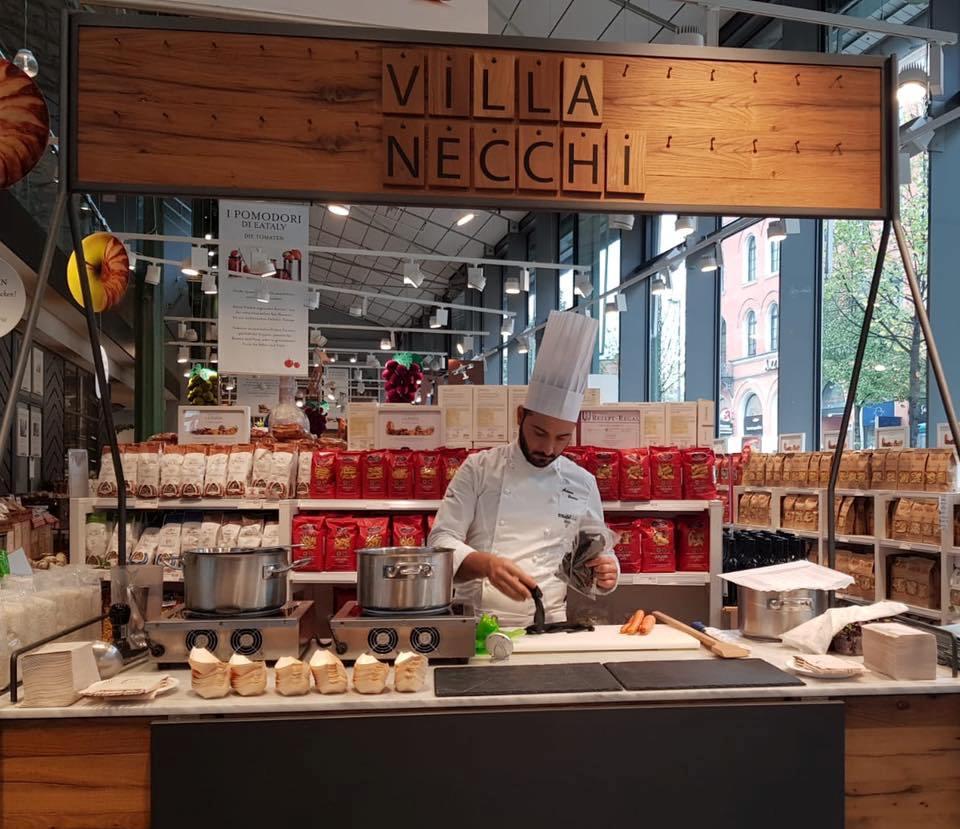 Villa Necchi alla Portalupa, la cucina - kitchen