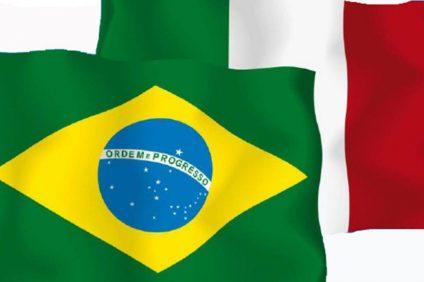 Il legame tra Italia e Brasile nelle bandiere