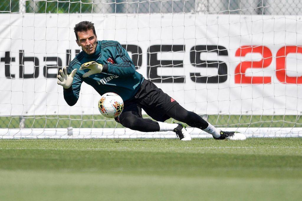 Il portiere della Juventus e della Nazionale Gianluigi Buffon / Juventus and national team goalkeeper Gianluigi Buffon