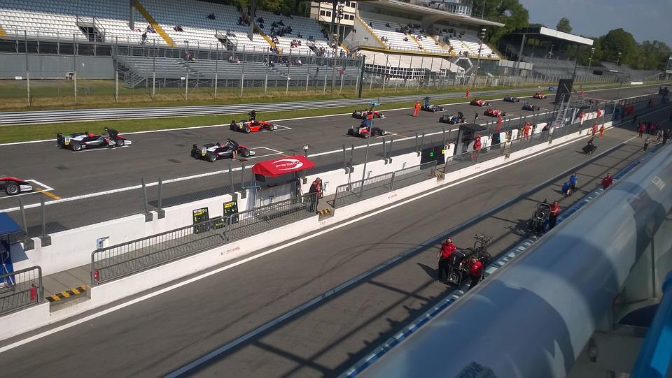 Il gran premio di Formula 1 a Monza