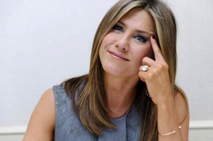 Origini calabresi per l'attrice Jennifer Aniston