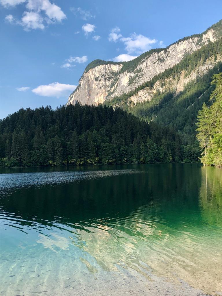 il lago tovel
