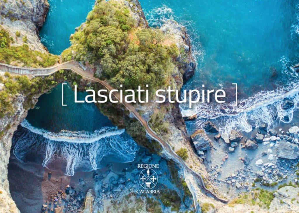 Calabria - Locandina Regione Calabria - poster of Calabria Region