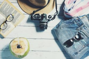 Viaggiare, cose da mettere in valigia