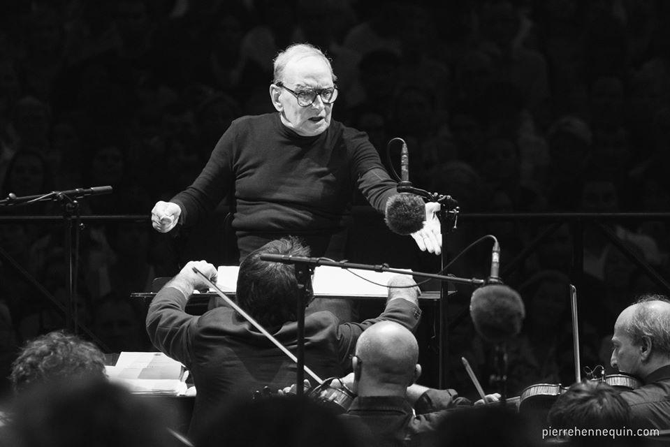 Ennio Morricone è stato un grande direttore d'orchestra
