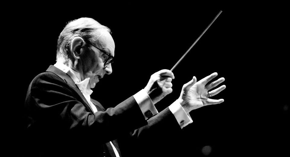 Ennio Morricone maestro e compositore - master and composer