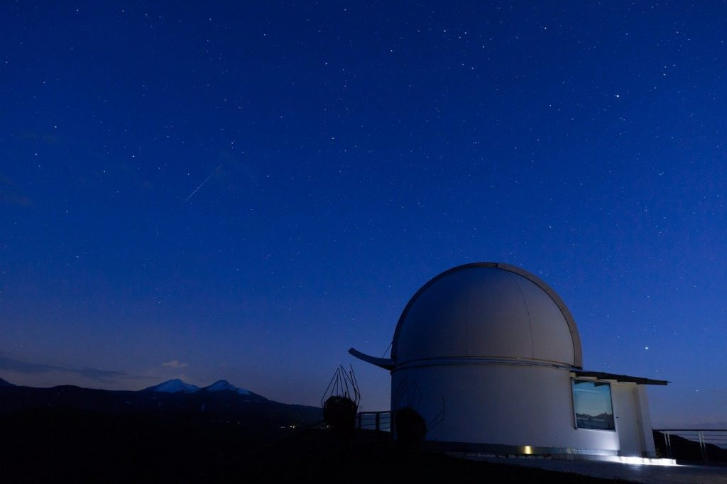 San Lorenzo - teloscopio