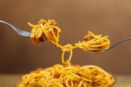 pasta e salsiccia-primo piatto