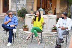 Calabria - Conferenza stampa