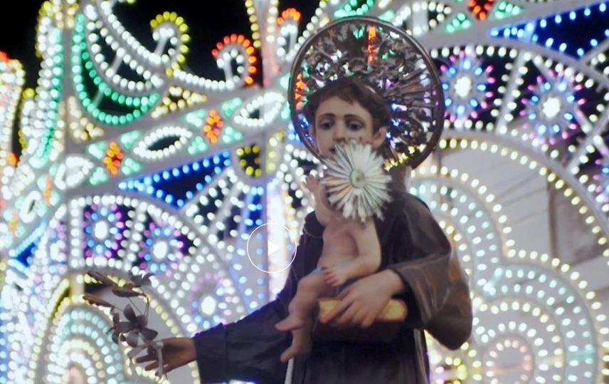 statua di un santo