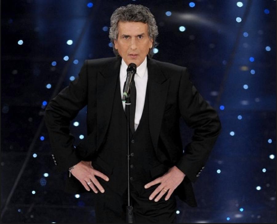 Toto Cutugno a Sanremo