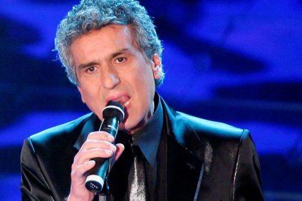 Toto Cutugno cantante italiano tra i più amati