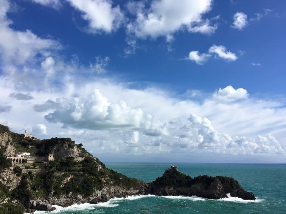 Costa dei Marini, mare