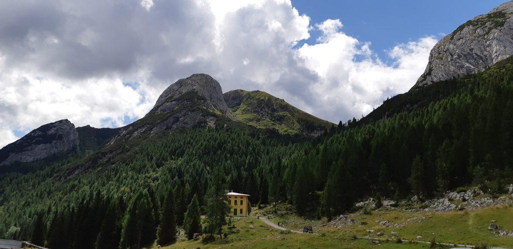 Mid-august on mountain