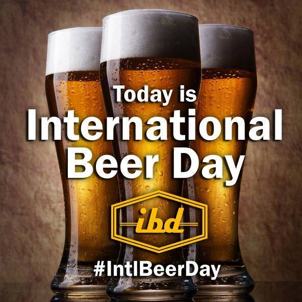 beer: Birra, foto: International beer day Pagina facebook