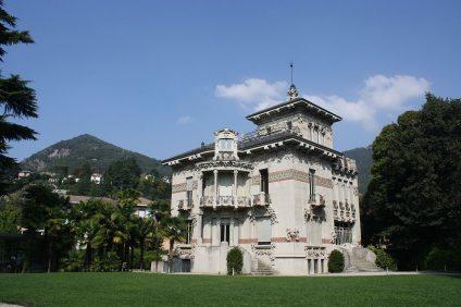 Villa Bernasconi, dimora liberty di Cernobbio