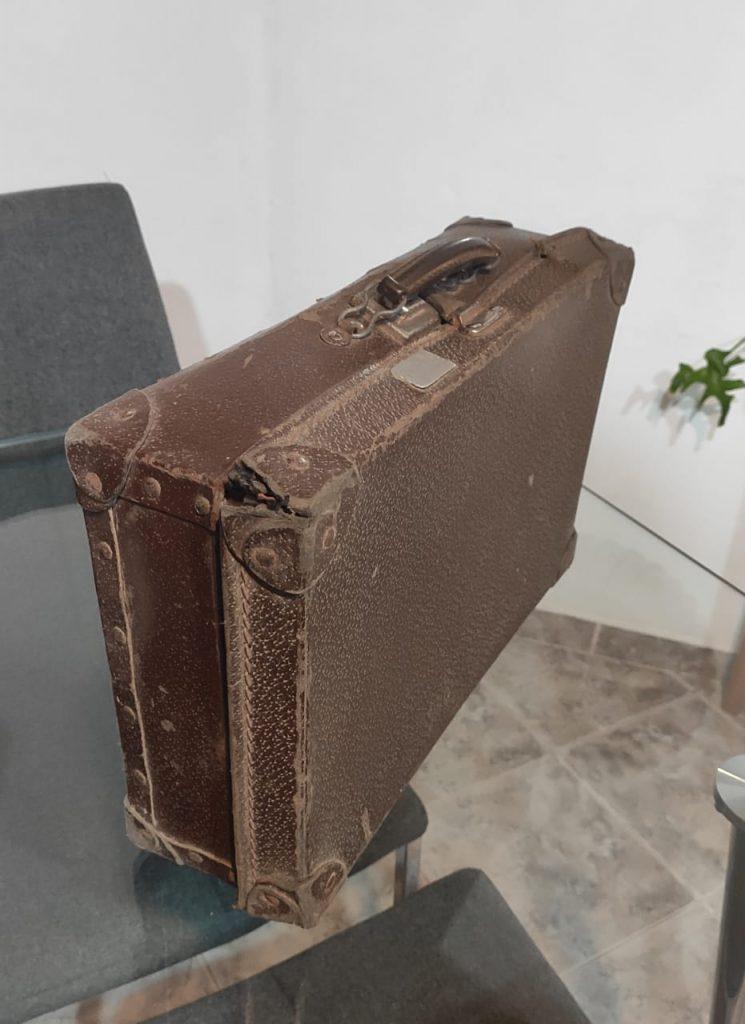emigrazione italiana nel mondo - valigia