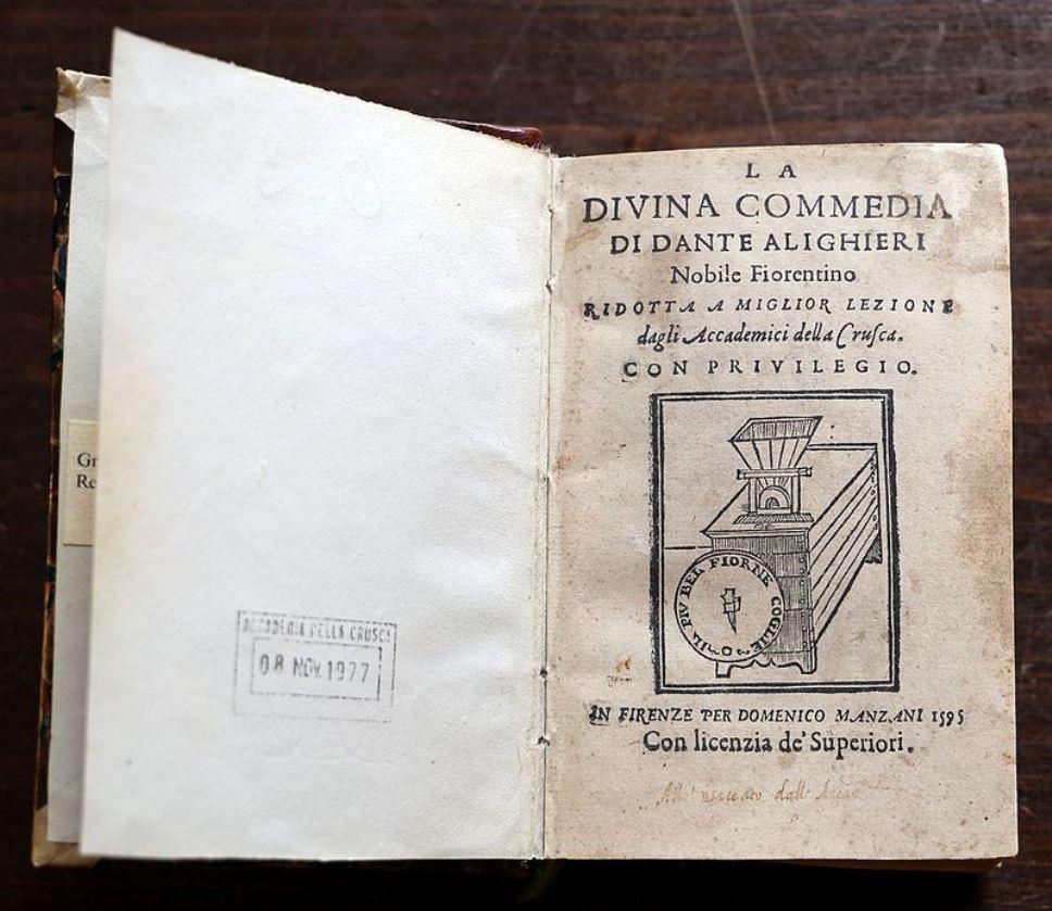 Il museo della lingua italiana è omaggio a Dante