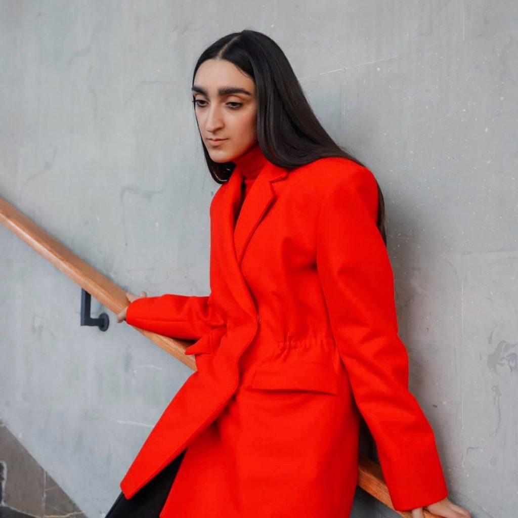 Armine Harutyunyan la modella scelta da Gucci