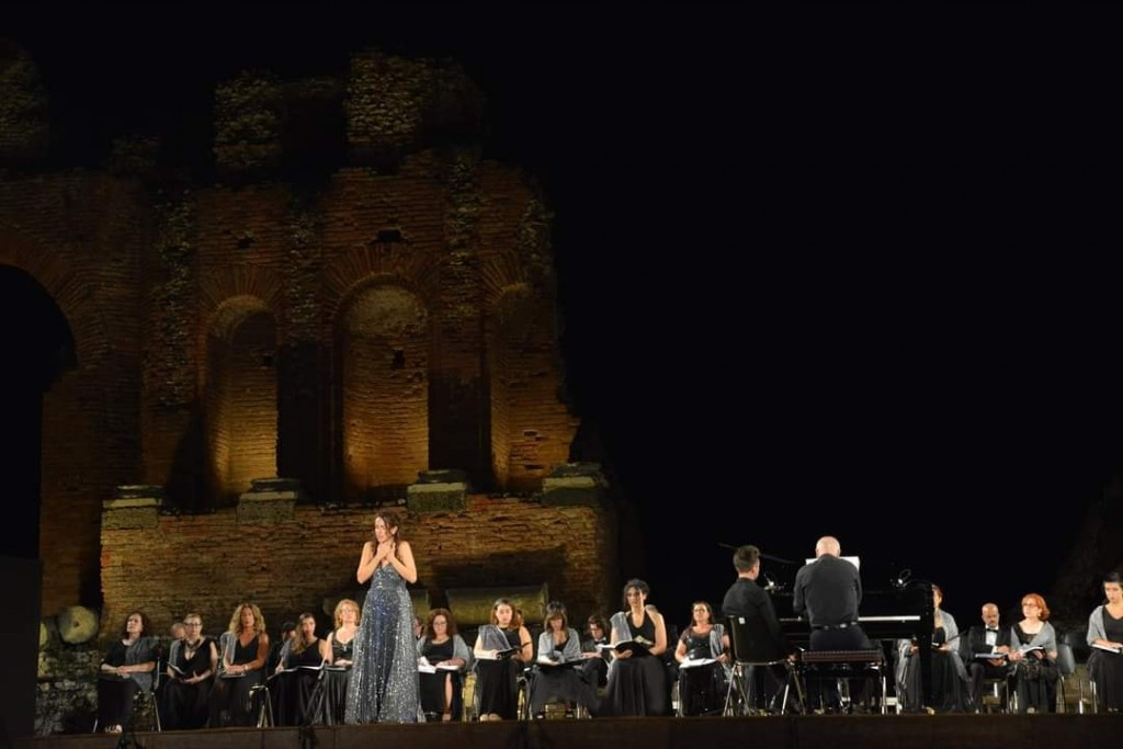 Uno spettacolo del Mythos Opera Festival
