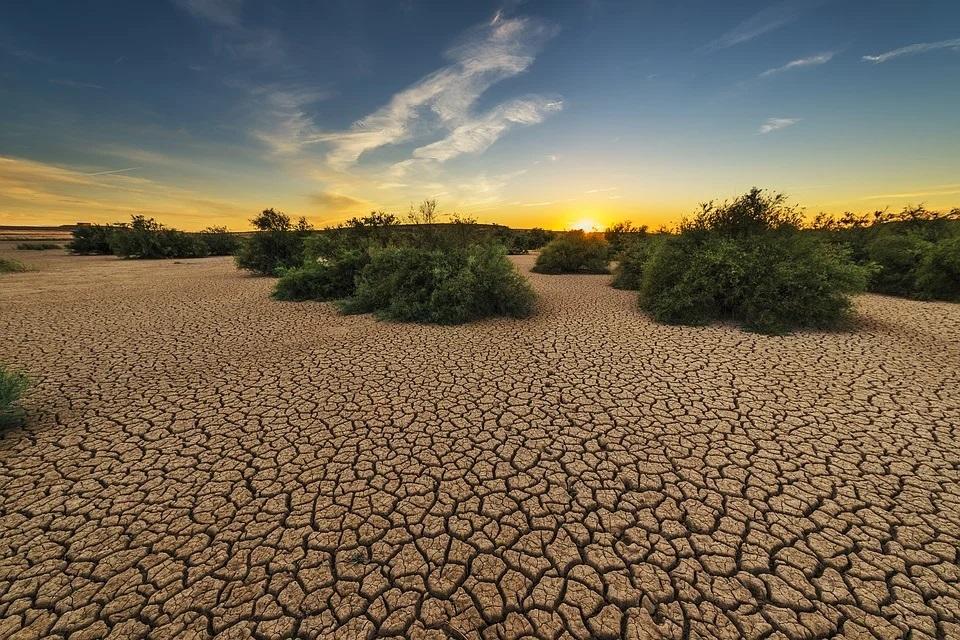Overshoot Day, la siccità presente su molte zone