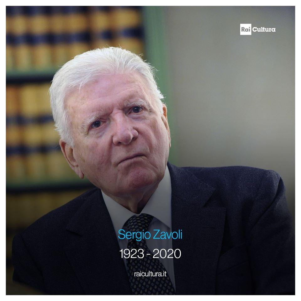 Sergio Zavoli giornalista Rai