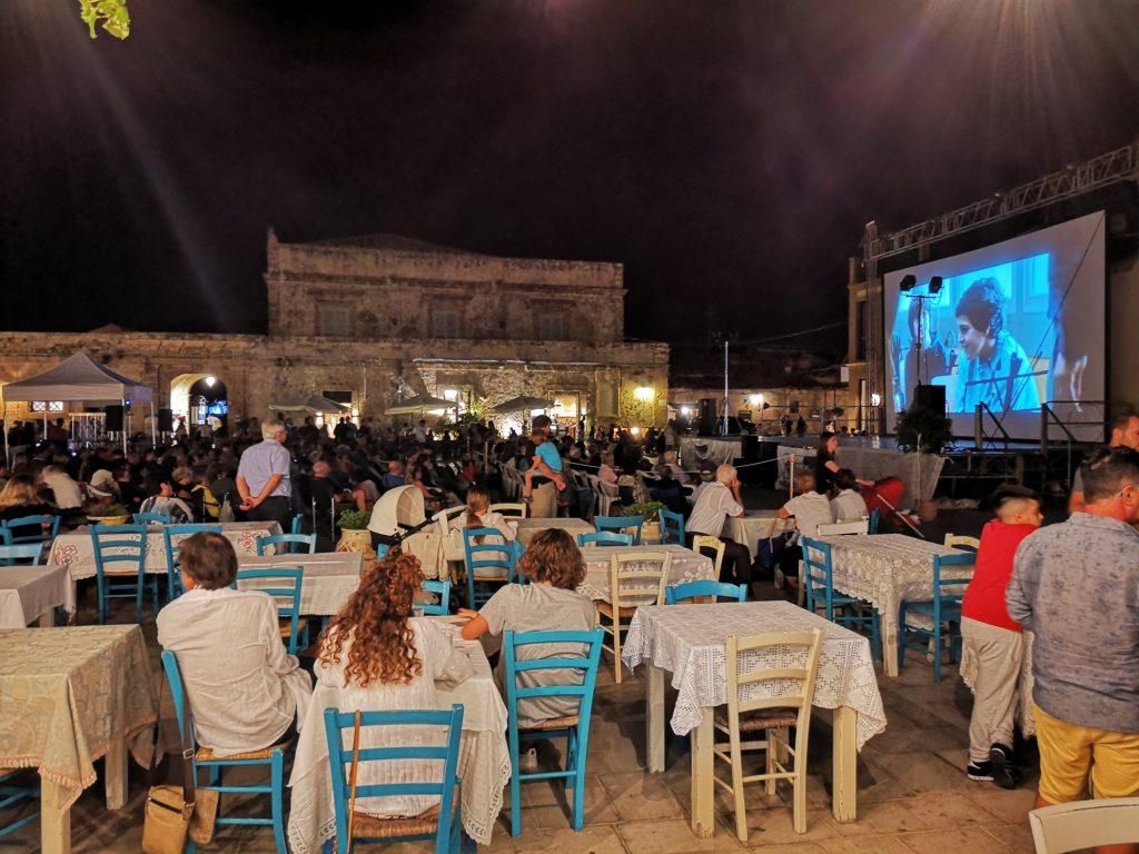 Festival cinema a Marzamemi