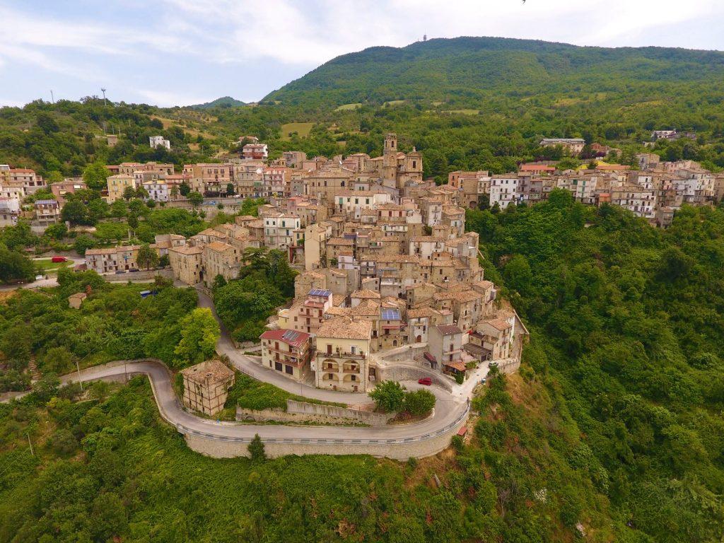 Passeggiate patrimoniali - Il paese di Bomba, in Abruzzo