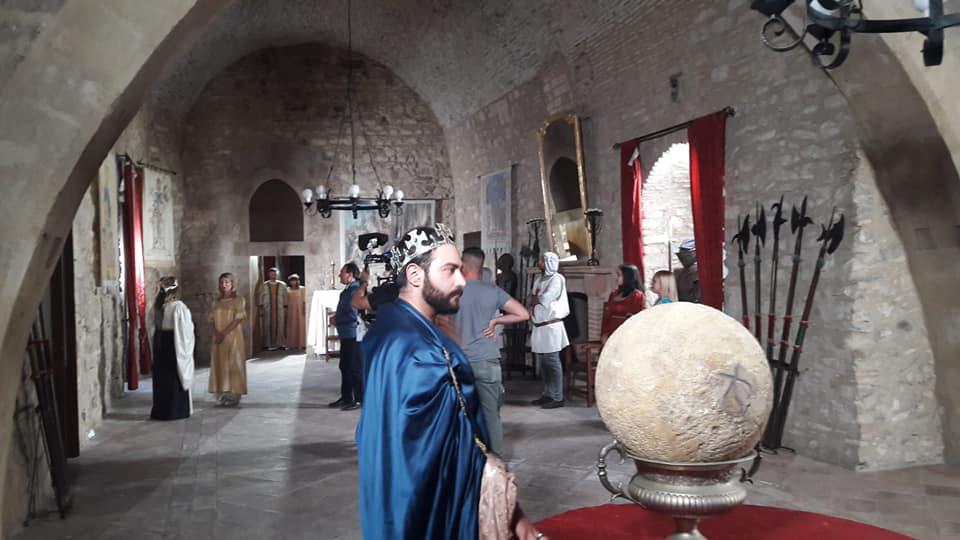 Il castello di Roseto Capo Spulico con Federico II
