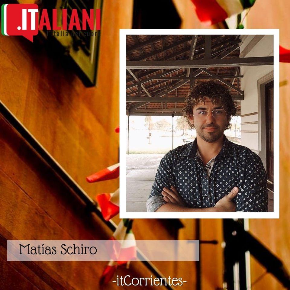 itCorrientes - Matias Schiro