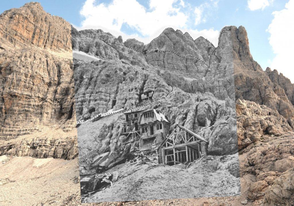 Passeggiate patrimoniali - tracce della prima guerra mondiale nelle Dolomiti