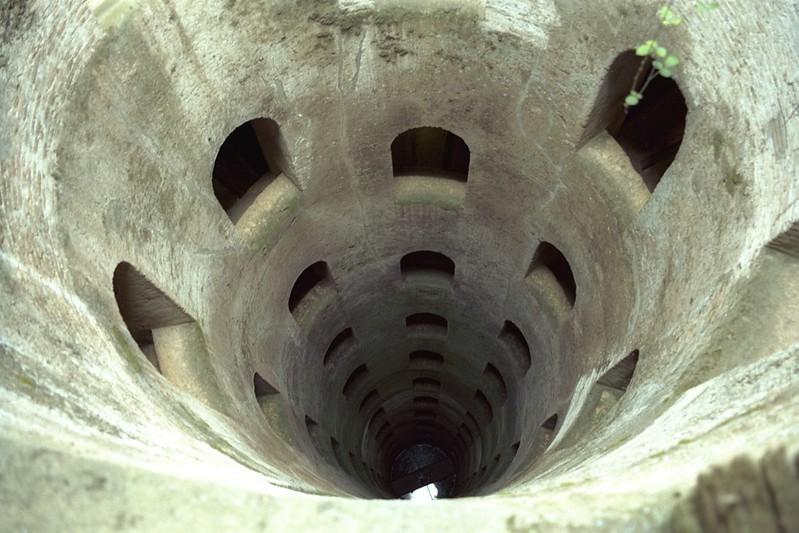 Pozzo di San Patrizio, Orvieto