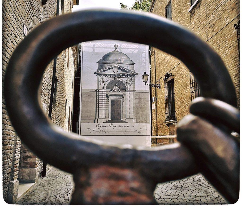 700 anni -  Tomba di Dante, foto Ravenna Cultura Pagina Facebook
