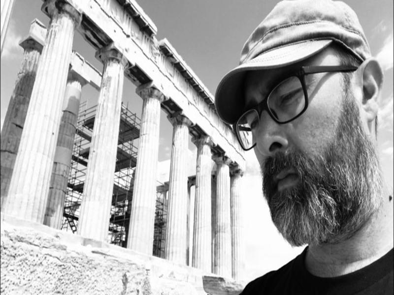 L'archeologo Tsao Cevoli nelle sue ricerche da Micene all'Acropoli ateniese