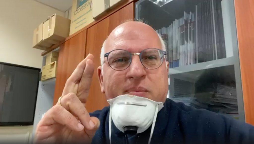 L'oncologo del Pascale di Napoli Ascierto