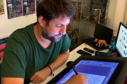 Aurelio Mazzara il fumettista siciliano scelto dalla Disney