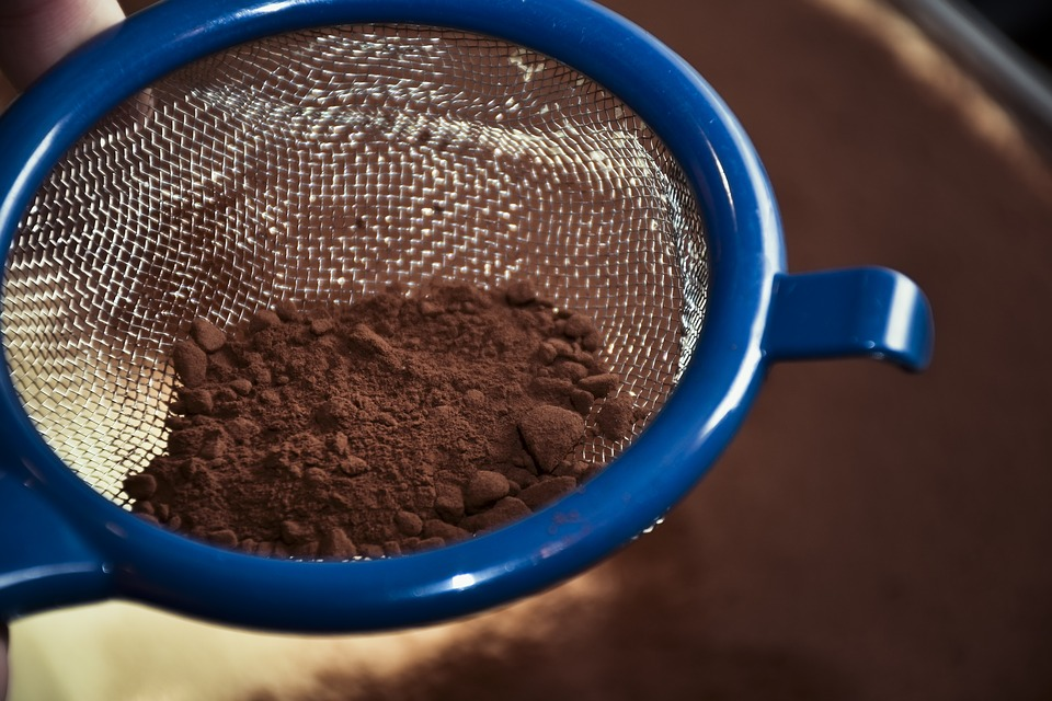 Tiramisù cacao amaro