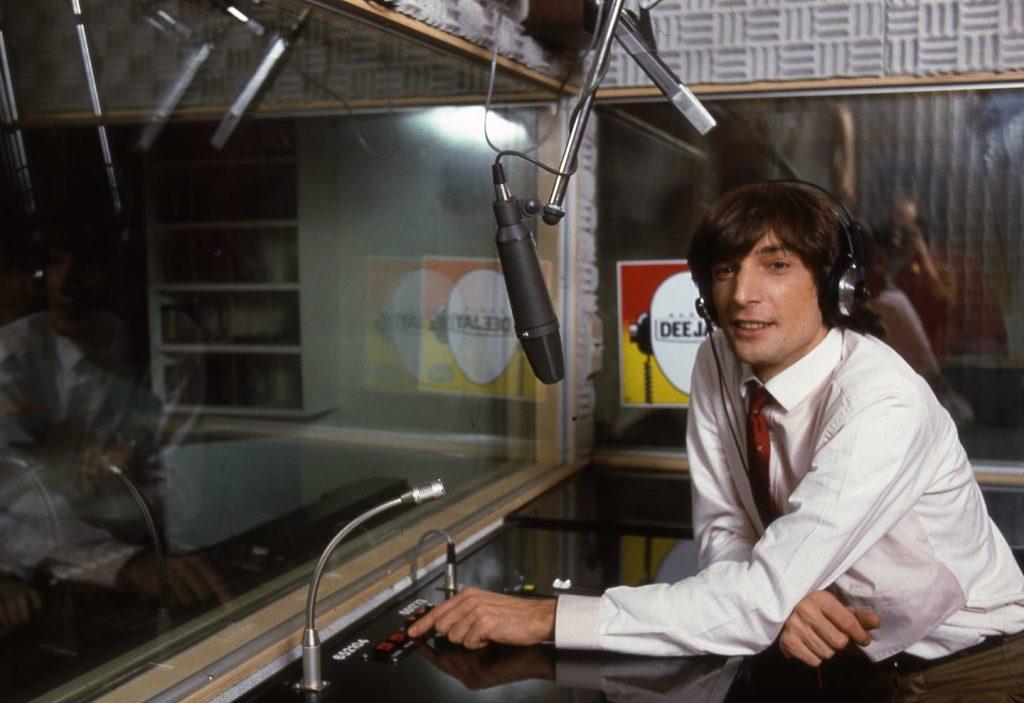 Claudio Cecchetto uno dei dj e autori degli anni Ottanta