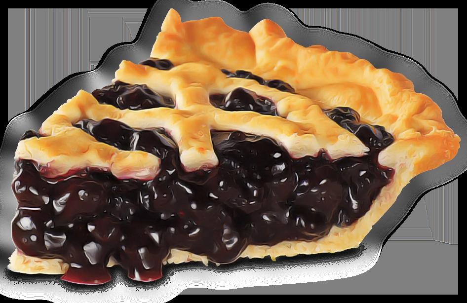 la crostata - una fetta di crostata