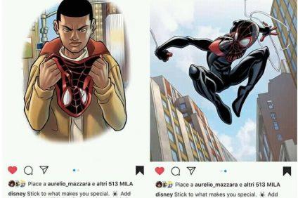 I disegni del fumettista palermiano